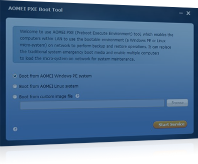Best PXE Boot Software and Network Boot Tool for Windows Systems