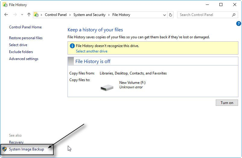 How to Backup Partition in Windows 10?